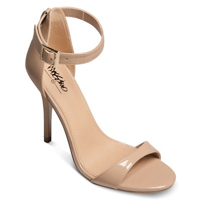 Women's Pamela Heeled Sandal - Blush 8.5