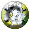 Yeti Round Snow Tube- 48' Inflated