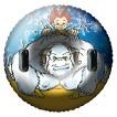 """Yeti Round  Snow Tube -  42"""" Inflated"""