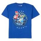 Super Mario Bros. Boys' Graphic Tee