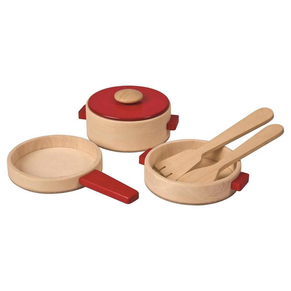 plantoys pot and pans play set poptake