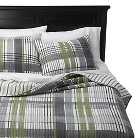 Harrison Plaid Quilt Set