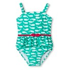 Just One You™ Made by Carter's&#174 Toddler Girls' One Piece Whale Swimsuit