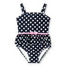 Just One You™ Made by Carter's&#174 Toddler Girls' One Piece Polka Dot Swimsuit