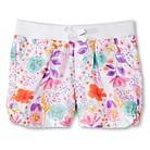 Toddler Girls' Chino Shorts - Fresh White