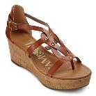 Women's Sam & Libby Niles Gladiator Wedge Sandals
