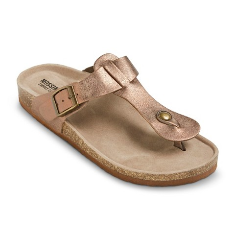 1ff171202f8 Women's Ida Footbed Sandals   Target