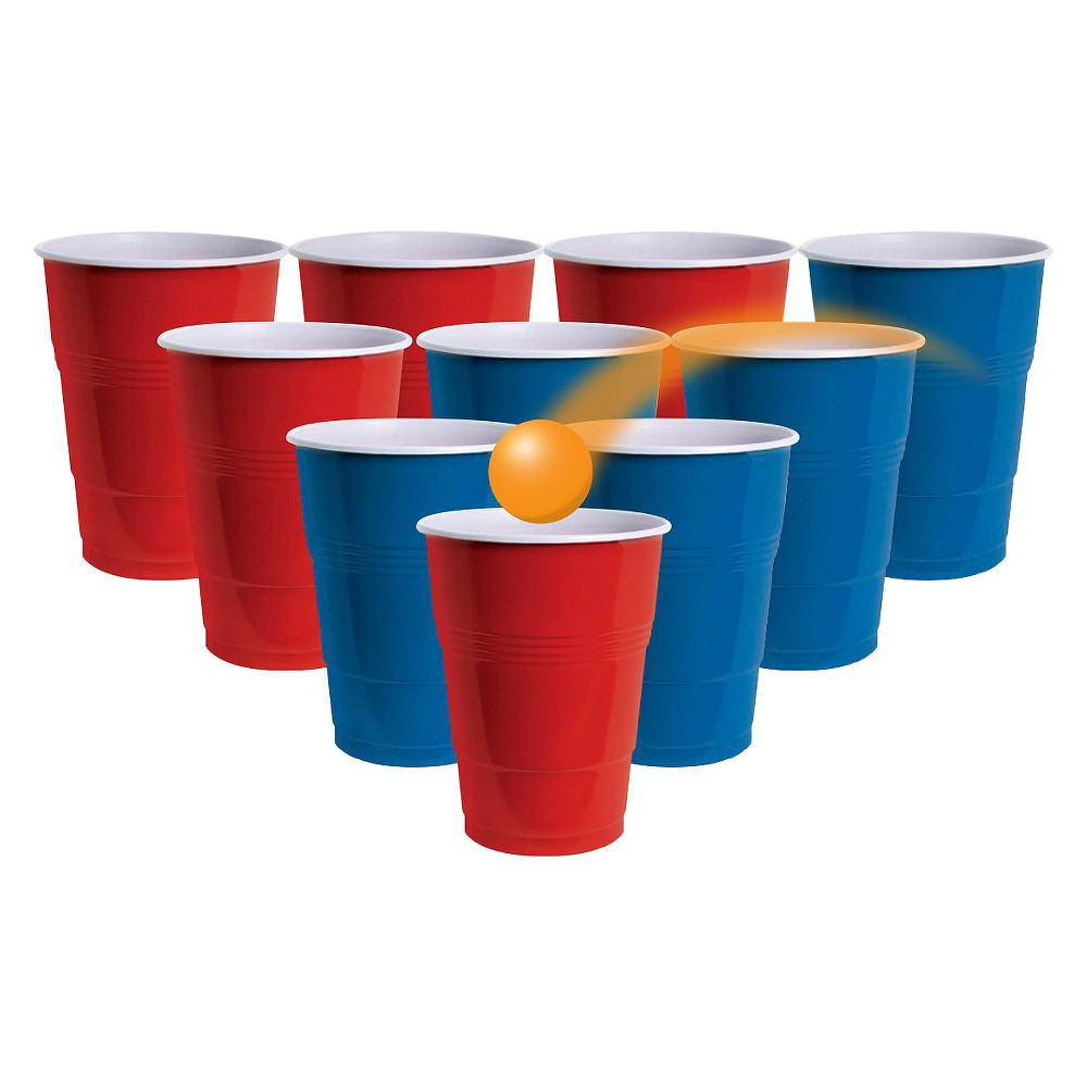 Verus Sports-Inc. Cup Pong Game, Multi-Colored