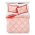 Threshold™ Geo Scallop Print Comforter Set