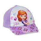 Toddler Girls' Sofia the First Baseball Hat - Purple