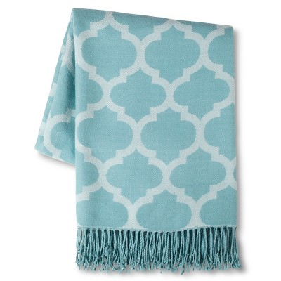 Threshold™ Lattice Throw - Blue