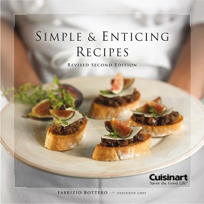 Cuisinart Simple & Enticing Recipes Cookbook