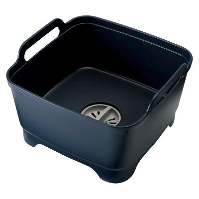 Joseph Joseph Wash&Drain™ Dish Tub - Grey