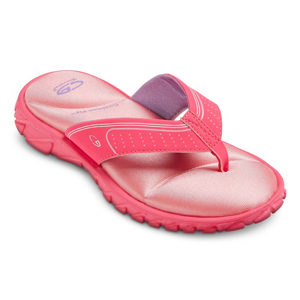 f607dd58d UPC 490930965119 product image for Girl s C9 by Champion Glory Memory Foam  Sandals - Pink S