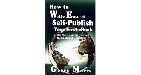 How to write edit and publish a book