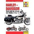 Harley-Davidson Twin Cam 88, 96 and 103 ( Haynes Service and Repair Manual) (Paperback)