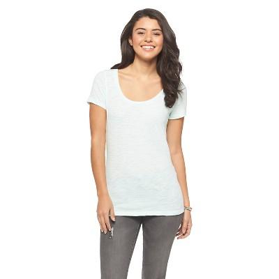 Female Tee Shirts Green S