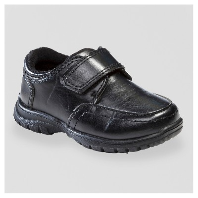 Toddler Boys' Dudley Loafers Black 8 - Cherokee®