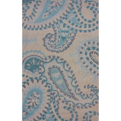 nuLOOM 100% Wool Paula Area Rug