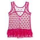 Baby Girls' Polka Dot Cover Up Dress - Pink