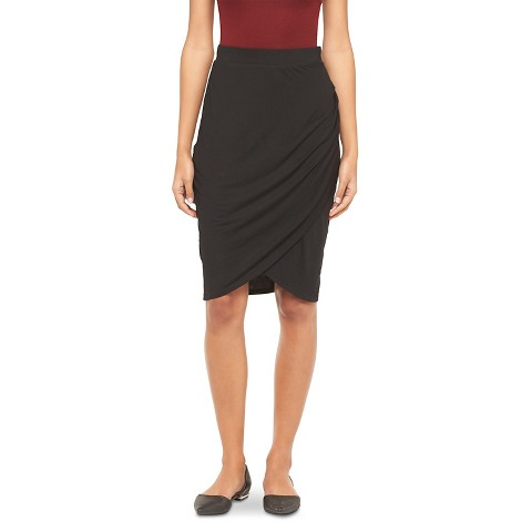 ruched pencil skirt mossimo target