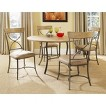 Hillsdale Furniture 5 Piece Dining Table Set - Desert Tan