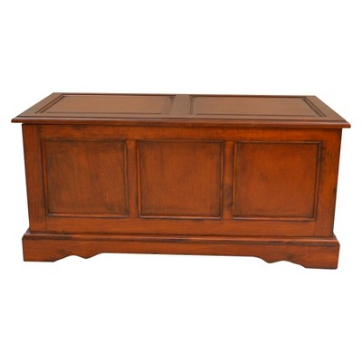 Hayden Blanket Chest - Chestnut