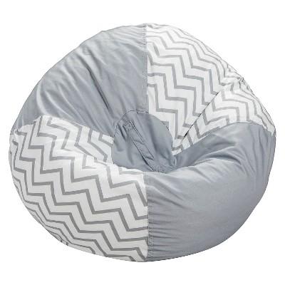 Chevron Bean Bag - Pillowfort™