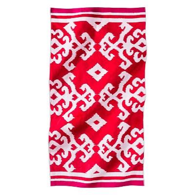 Luxe Beach Towel - Pink