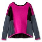 Girls' Tunic Sweater