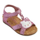 Toddler Girl's Hello Kitty Sandals - Pink