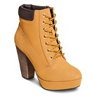 Women's Ryddle Heeled Ankle Boots