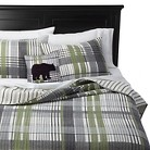Harrison Plaid Bedding Collection