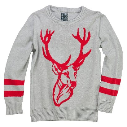 Boys' Deer Sweatshirt