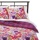 Garden Comforter Set Full/Queen Multicolor - Boho Boutique™