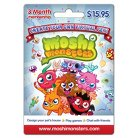 Mind Candy Moshi Monsters $15.95 (email delivery)