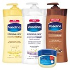 Vaseline® Healing Moisture Collection