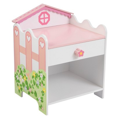 Kidkraft Storage Table: Dollhouse Toddler Side Table