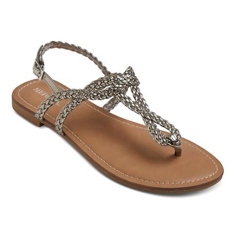 women s esma braided sandals merona