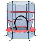 "55"" Airzone Kids Trampoline and Enclosure"