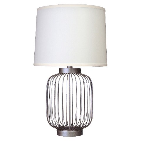 Fangio Table Lamp Iron Grey Target