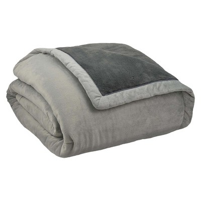Bed Blanket ComfortTech KING Grey