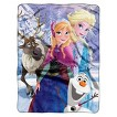 "Disney® Frozen Friends Silk Touch Throw - 46"" x 60"""