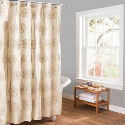 Shower Curtain Solid Grey