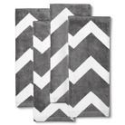 Room Essentials® Chevron Terry Towel