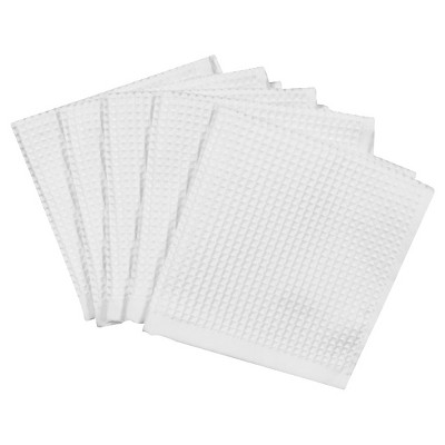RE Microfiber Dishpack White/TBD - 5pk