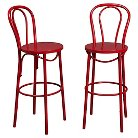 Cafe Dining Adjustable Height Stool