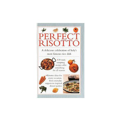 Perfect Risotto (Hardcover) product details page