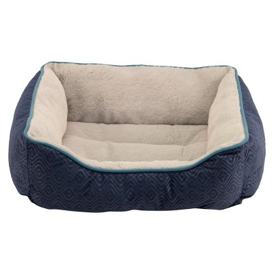 Dallas Manufacturing Co. Self Warming Pet Bed - Blue