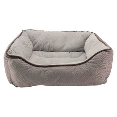 Dallas Manufacturing Co. Self Warming Pet Bed - Grey